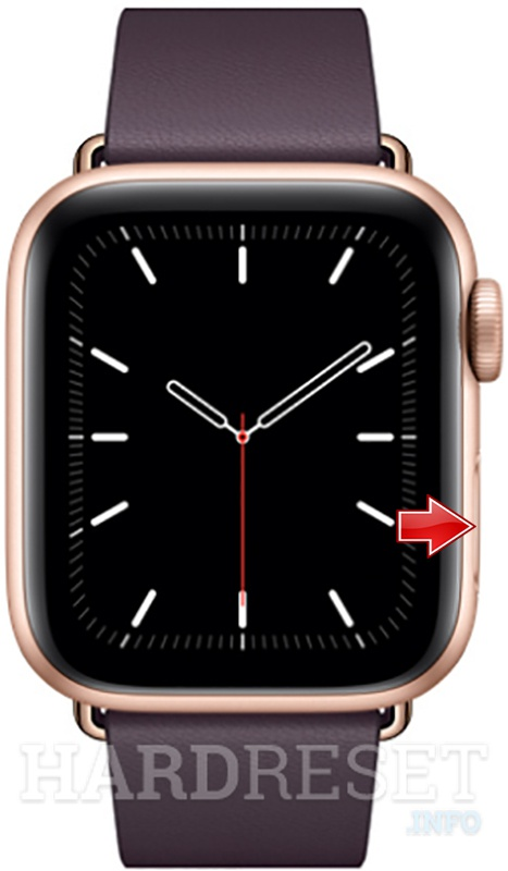APPLE Watch Series 5 Side button