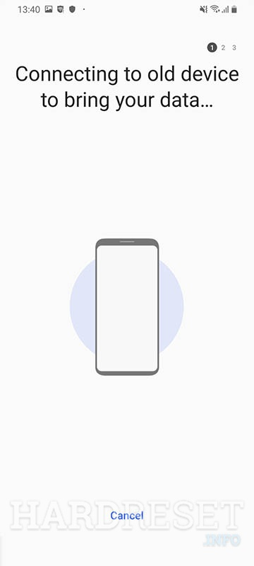 SAMSUNG S5302 Galaxy Pocket Duos Connecting devices