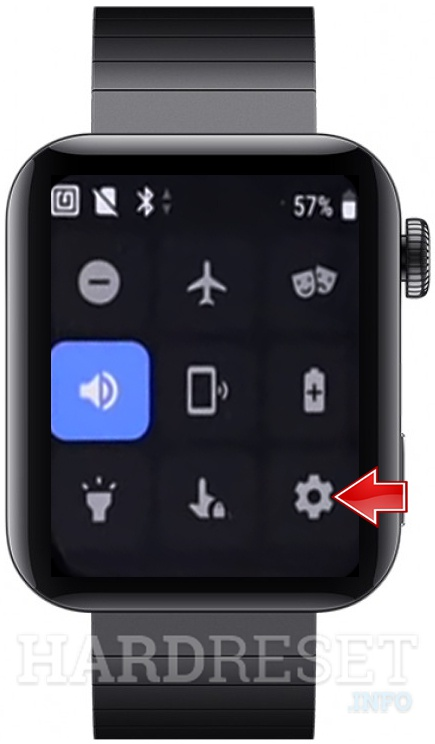XIAOMI Mi Watch Settings icon