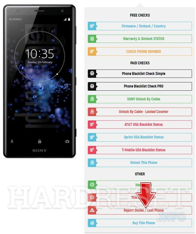 TECNO Power Max L9 Blacklist Check