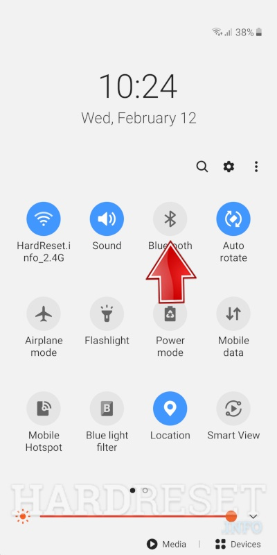 How To Connect Bluetooth Device To Samsung Galaxy A71 How To Hardreset Info