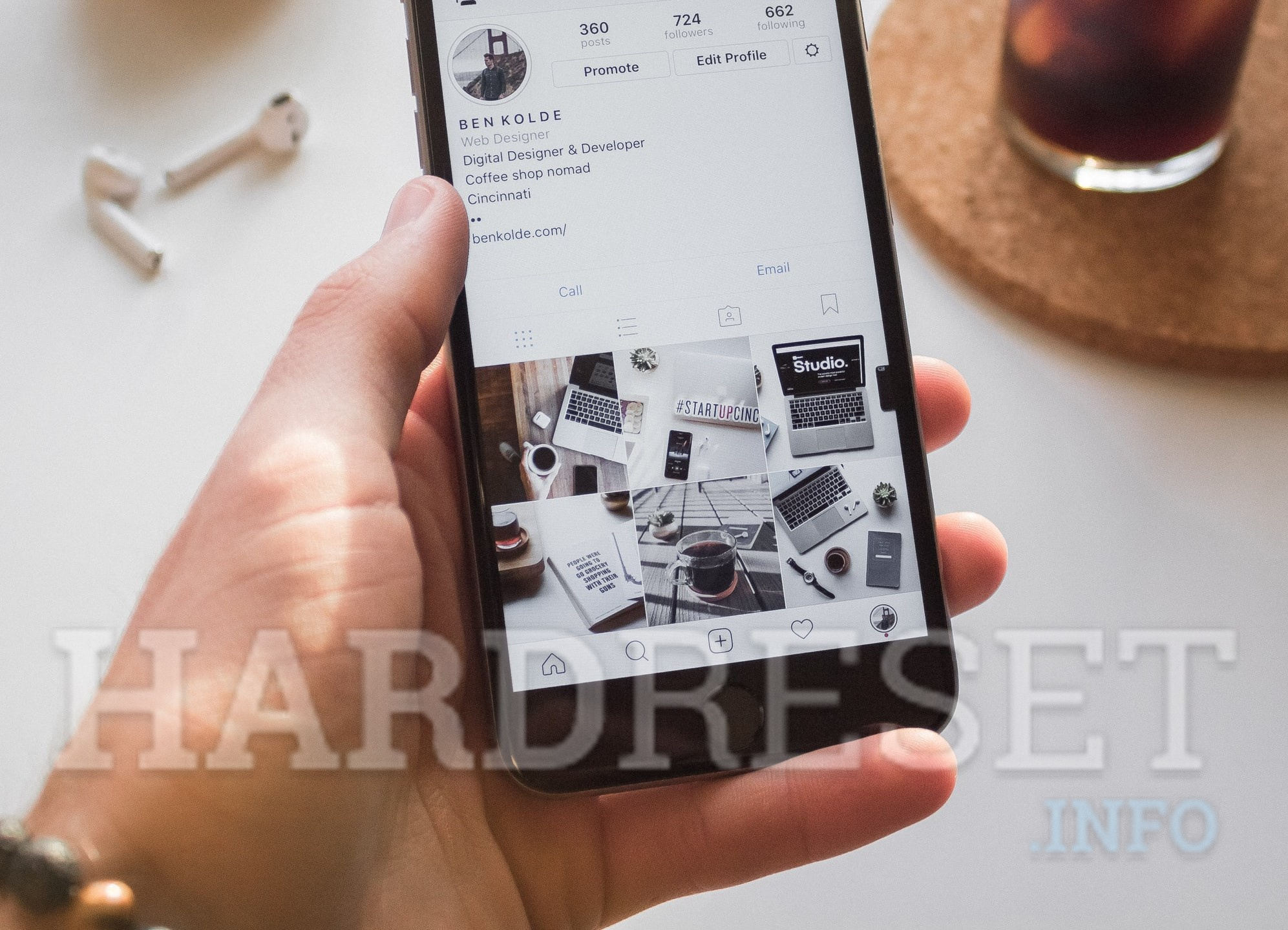 How to change Instagram username? - article image on hardreset.info