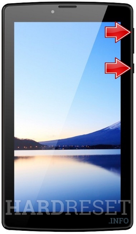 Remove Screen Lock on BUNDY MOBILE B-TOUCH7