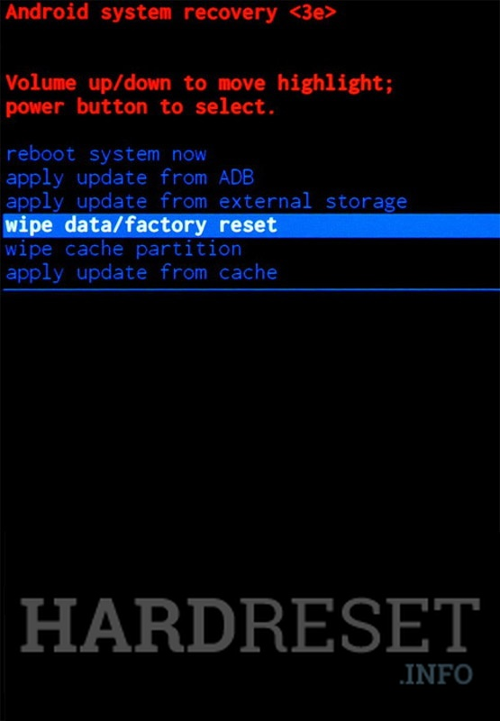 Hard Reset BUNDY MOBILE B-TOUCH7