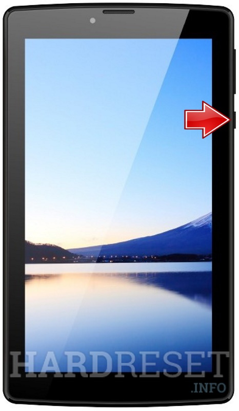 Remove screen password on BUNDY MOBILE B-TOUCH7