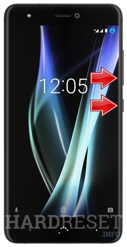 Captura De Pantalla Bq Aquaris X Pro Mostrar Más Hardreset Info