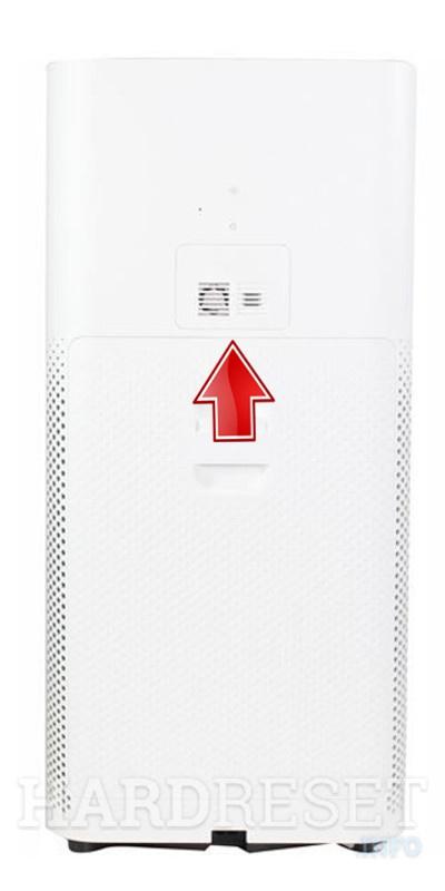 Sensors Cleaning Xiaomi Mi Air Purifier 3h How To Hardreset Info