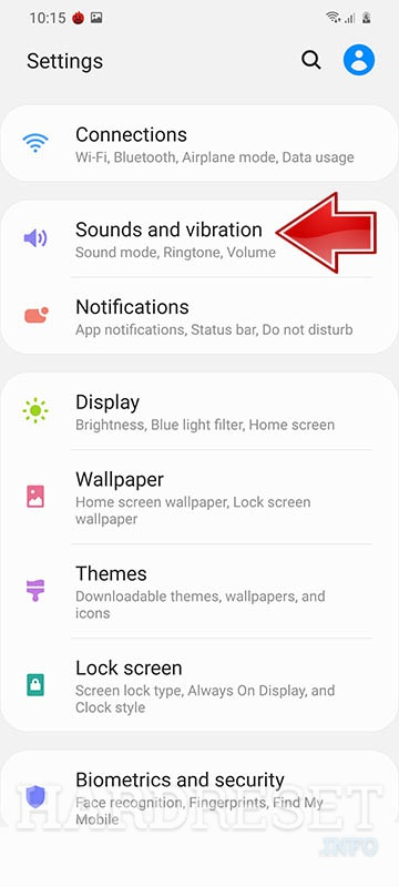 How To Add Own Ringtone In Samsung Galaxy M21 How To Hardreset Info