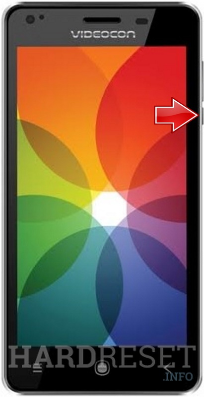 Remove Screen Lock on VIDEOCON Z51 Nova