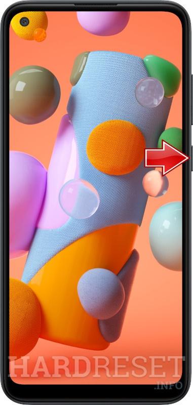 Soft Reset Samsung Galaxy A11 How To Hardreset Info