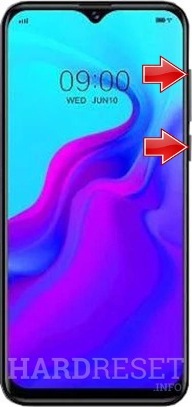 Remove screen password on OALE X1 Plus