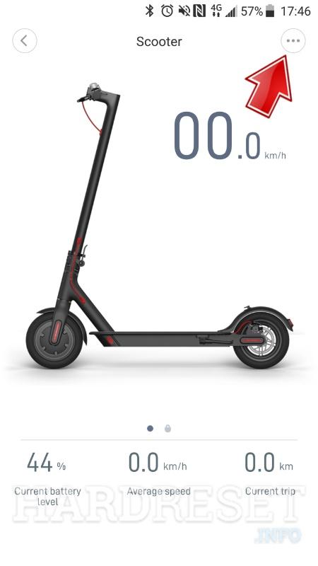 Passwort Hinzufugen Xiaomi Mi Electric Scooter Essential Mehr Anzeigen Hardreset Info