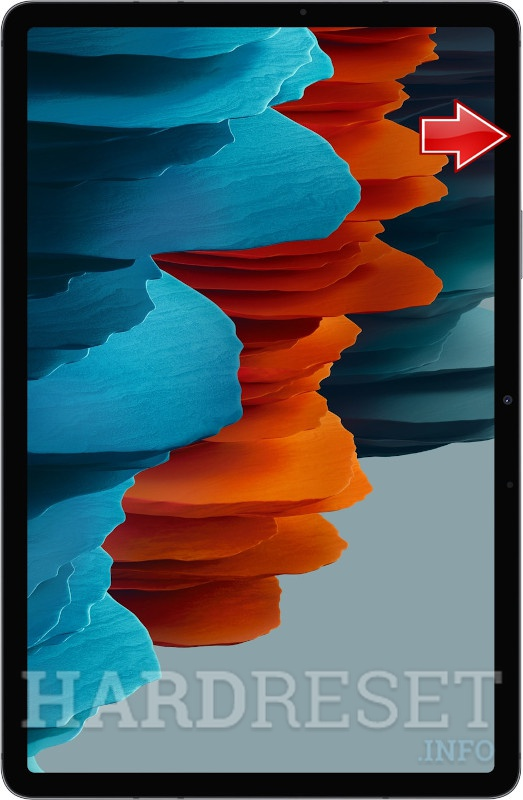 Change Wallpaper Samsung Galaxy Tab S7 How To Hardreset Info