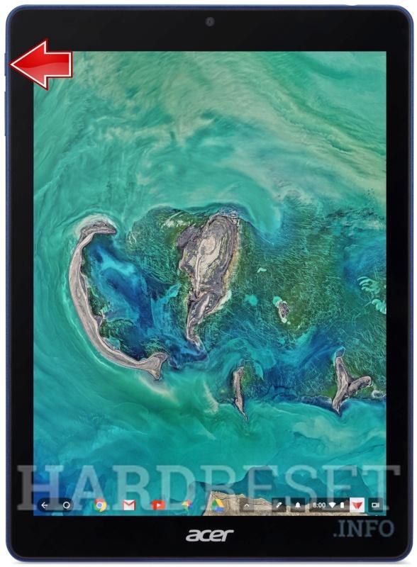 Hard Reset Acer Chromebook Tab 10 How To Hardreset Info