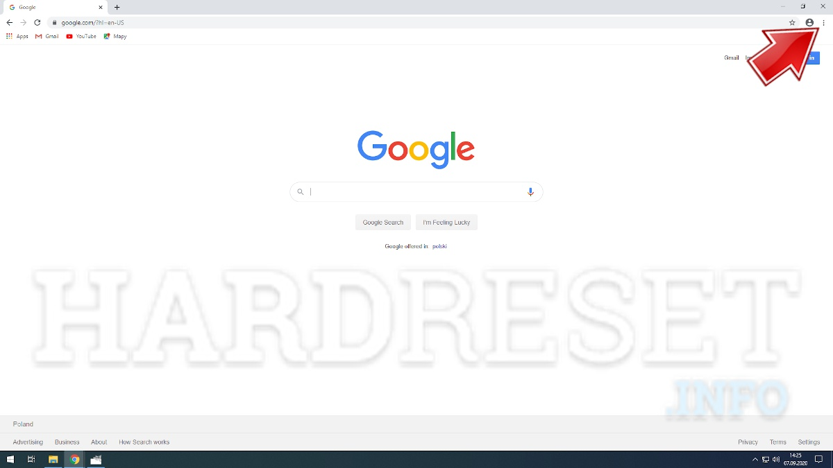How to Enable JavaScript in Chrome, how to   HardReset.info