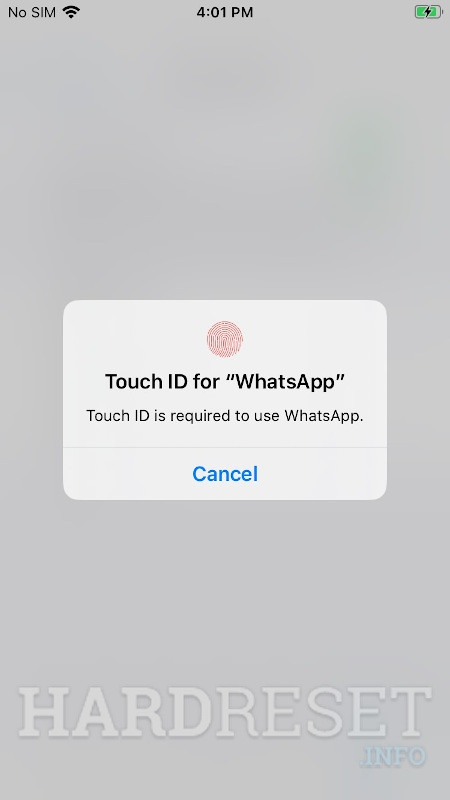 Touch ID to Lock Apps on iPhone and iPad