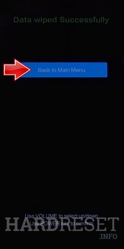 Master Reset XIAOMI Redmi Note 8 Pro