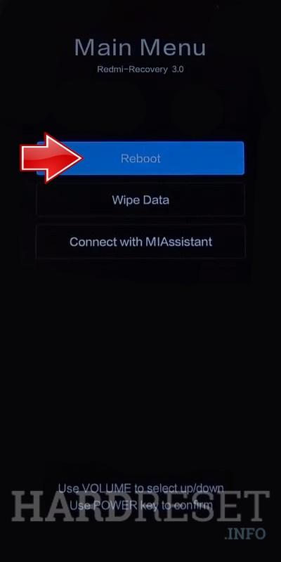 Permanently delete data from XIAOMI Redmi Note 8 Pro