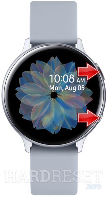 SAMSUNG Galaxy Watch Active 2 Home button + Back button