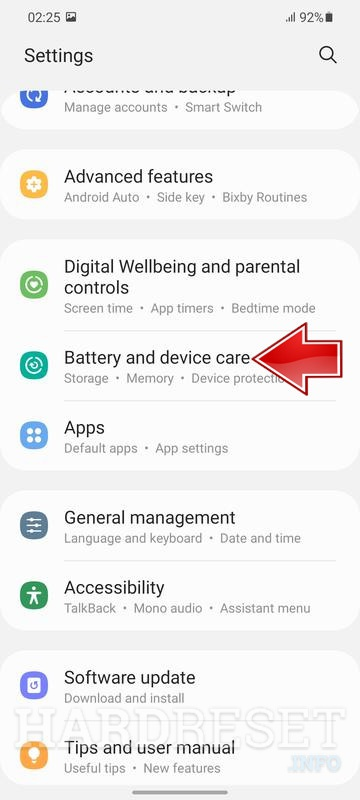 Remove Screen Lock on SAMSUNG Galaxy F62